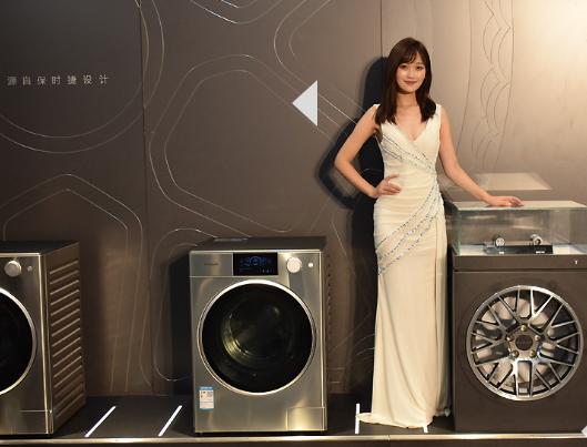 """洗衣机""""超跑""""发售 松下ALPHA阿尔法"""