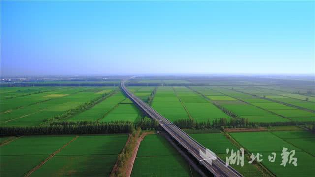 湖北再添南北向高速通道 安陸至漢川僅1小時