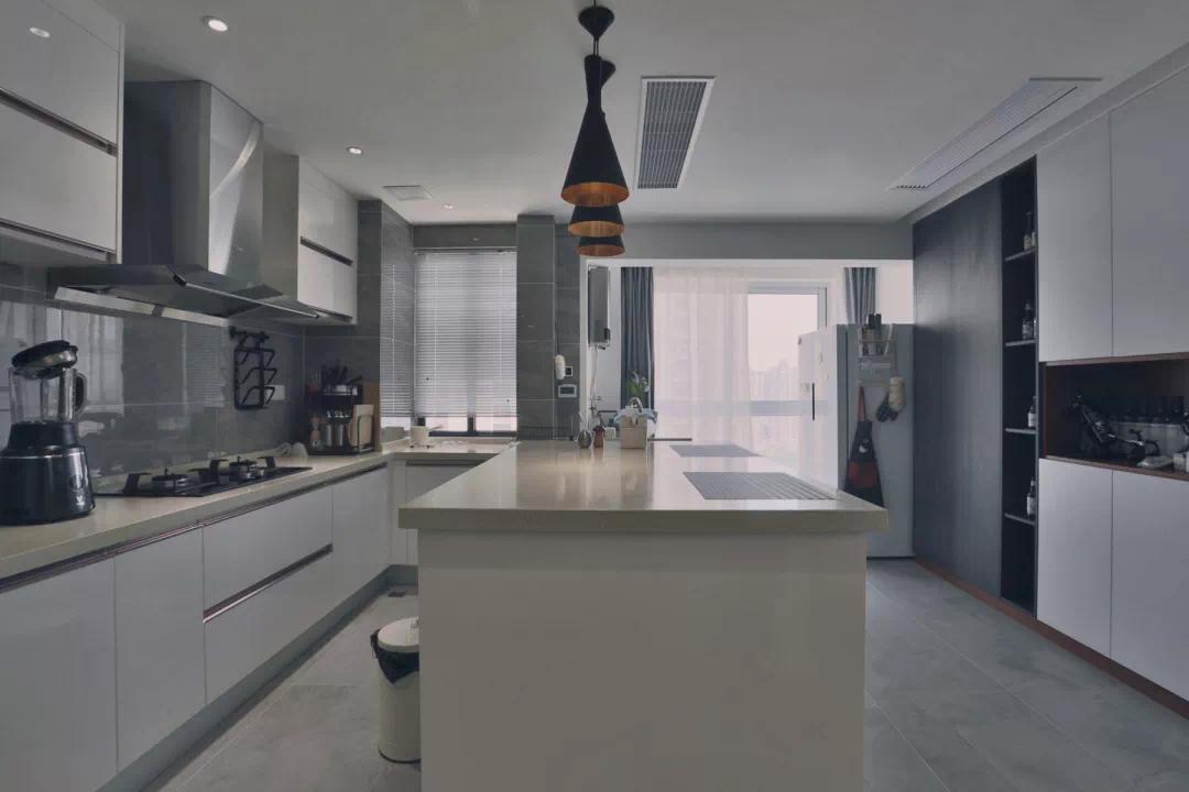 120m²宅男宅女的现代乐居,每一处装修设计细节,都是你想要的! 装修 细节 第3张