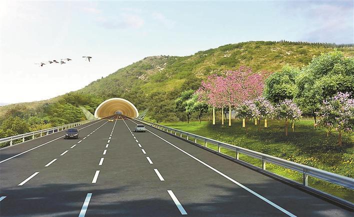 深汕西高速將擴建為雙向8車道  預計年底開工,2023年完工