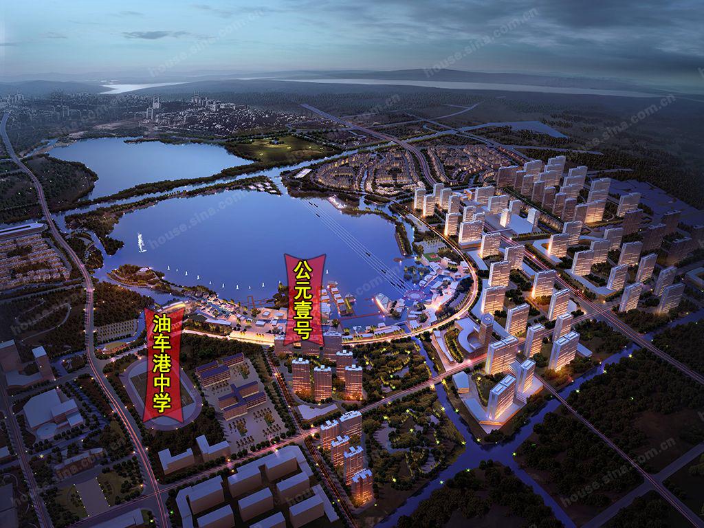 嘉兴秀洲麟湖科技新城板块性价比较高住宅【麟湖公园壹号】