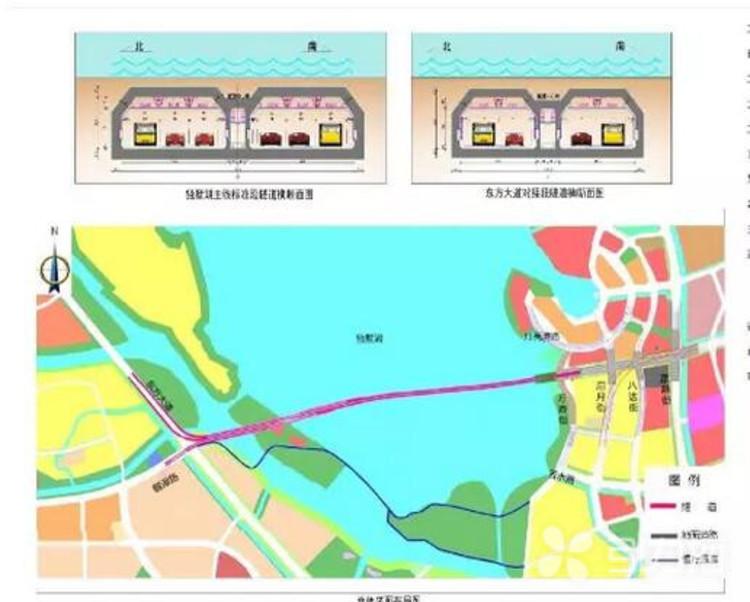 独墅湖第二通道年底启动建设 2021年建成通车