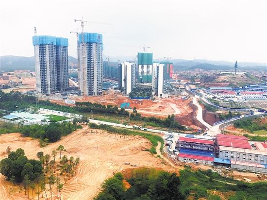 清一体化推进+公积金互贷 近四成清远房子被广州人买走