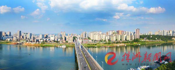湘江株洲段13个入河排污口已完成整治销号