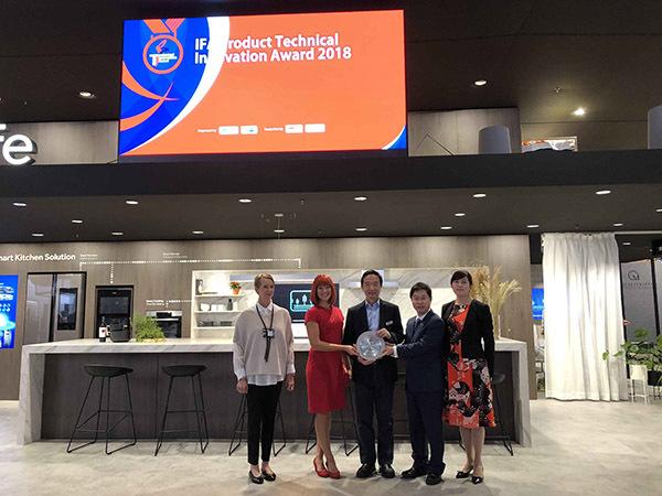 海尔将成套智慧家庭解决方案搬到海外 成2018IFA最火展馆
