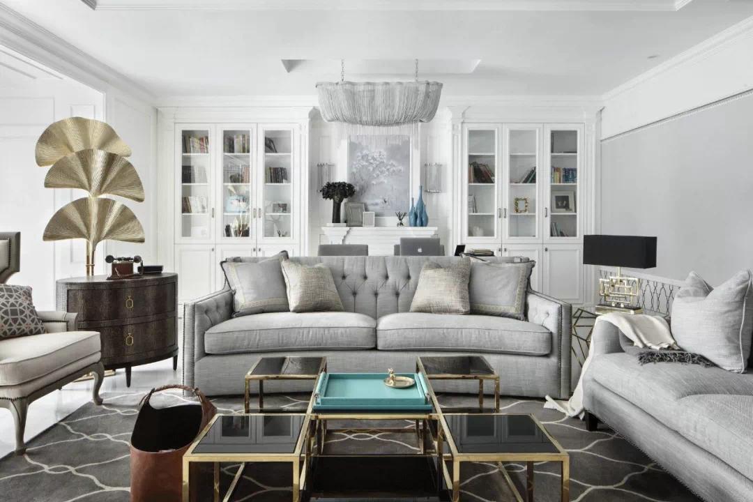 打造高级感的家,低调而奢华,你需要黄铜元素! 高级感 黄铜元素 第24张