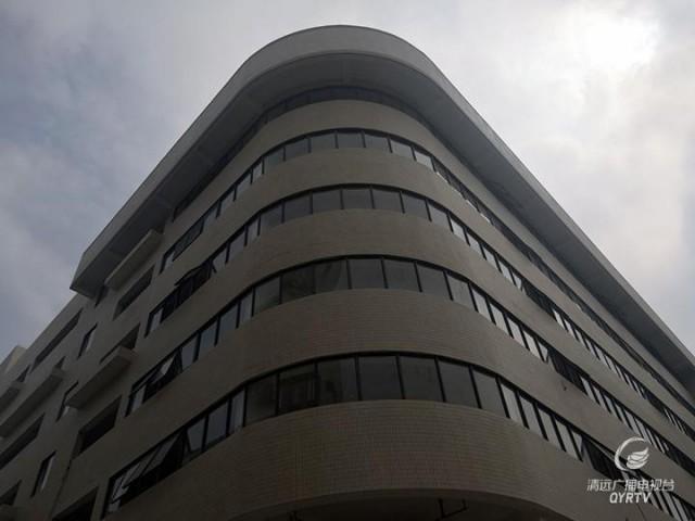 古城综合停车楼将于元旦前投入使用