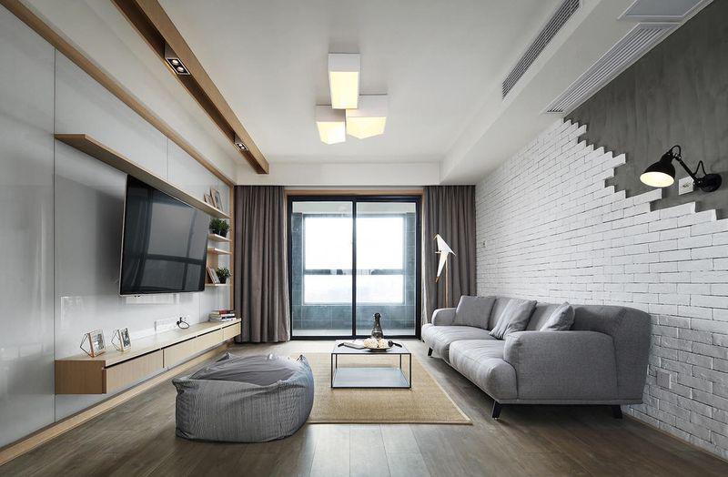 芜湖简约风格装修 将简洁舒适发挥到极致
