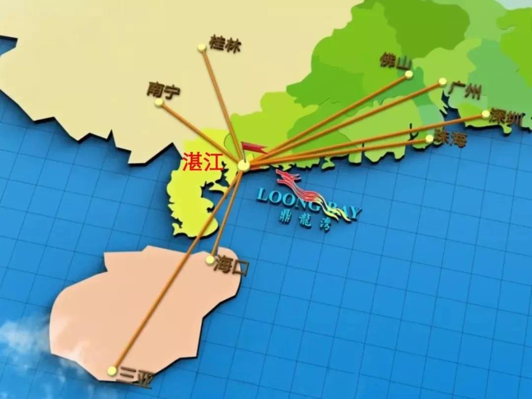 碧桂园鼎龙湾 占据度假热门地,多元化海景,宜居宜游圆您海居梦