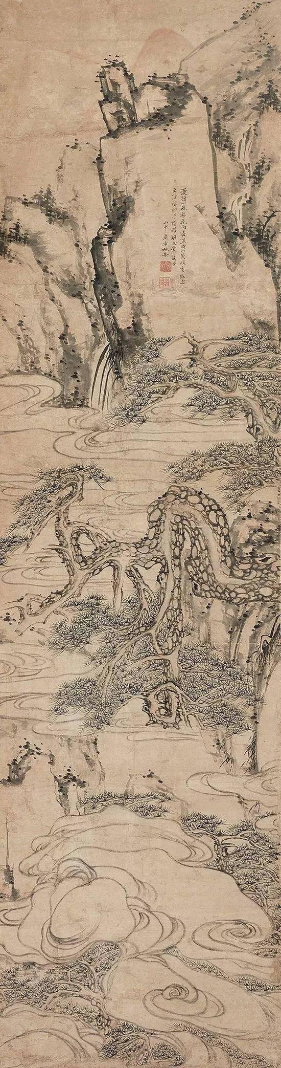 """一场在松美术馆的学术探讨:""""松间有道"""""""