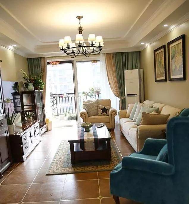 芜湖镜湖区95平米新房装修