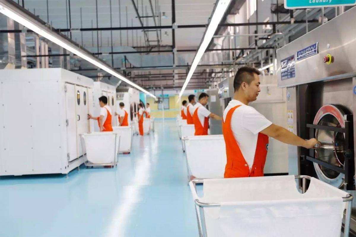 互联网赋能传统行业,洗衣郎打造智能化的洗衣新模式