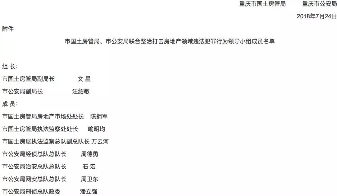 注意!深圳十部门联合整治楼市!炒房或上升至犯罪行为