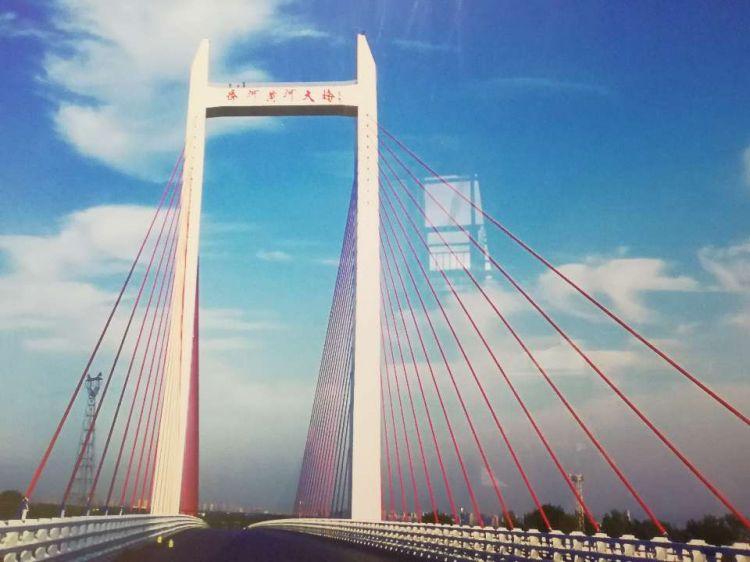 齐河黄河大桥6月21日通车 济南长清到聊城只需40分钟