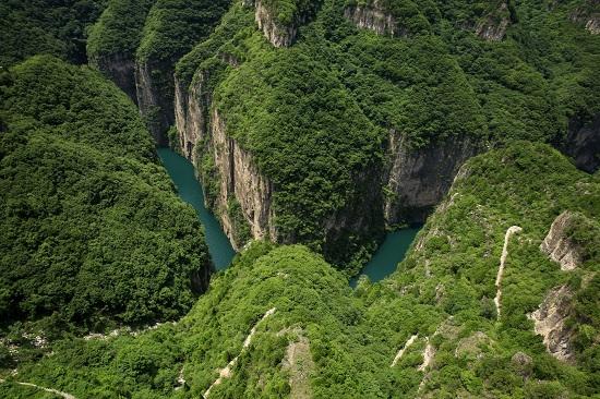 中国广播艺术团献艺八泉峡 向世界唱享山西文化