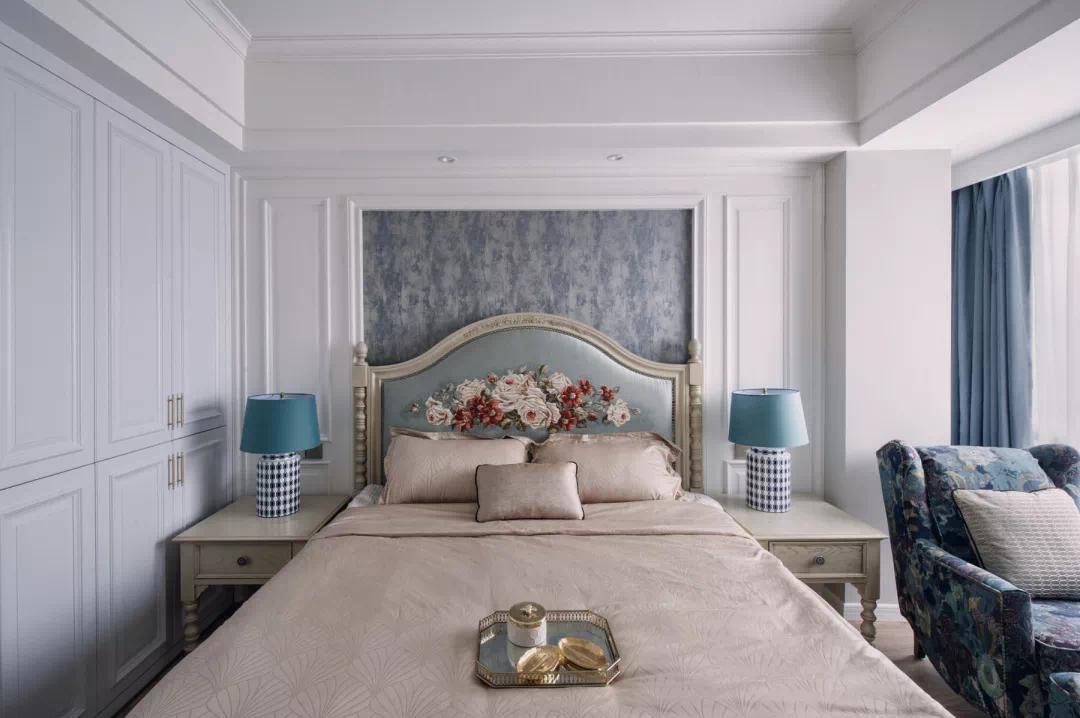 190平大空间户型重改,打造低调完美的舒适生活 装修 第19张