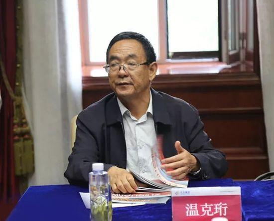 全国政协常委、甘肃省政协副主席郝远一行莅临天庆博物馆调研