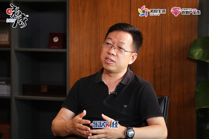金辉控股黄俊泉:左手现代 右手人文