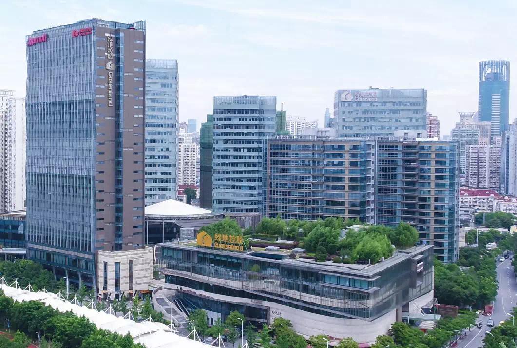 2018福布斯全球企业成长冠军榜:绿地集团位列世界第一位!