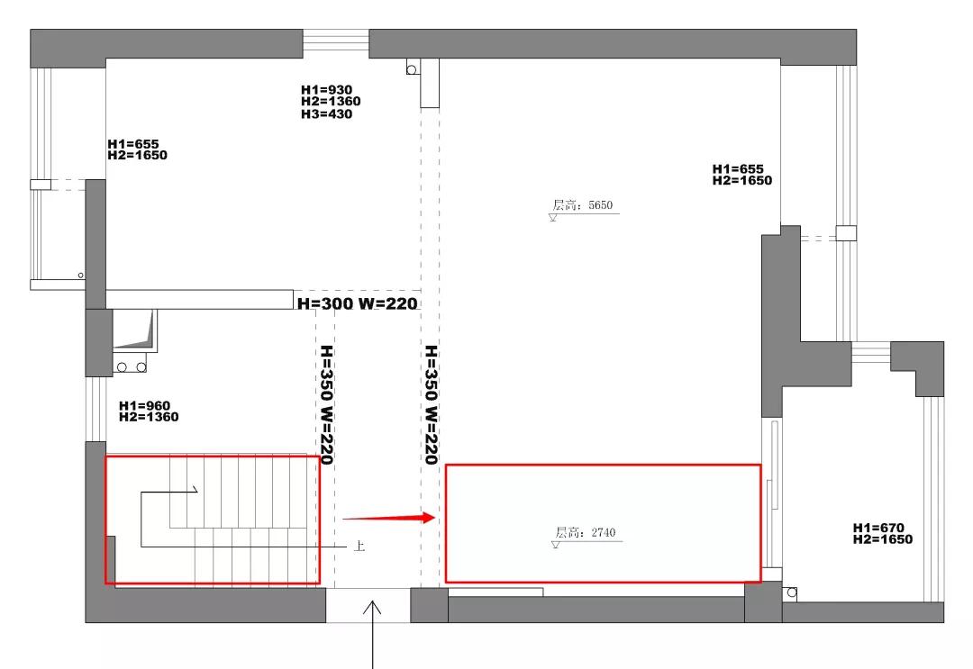 设计师50m²魔改五房,六口之家一点都不挤! 设计师 第5张