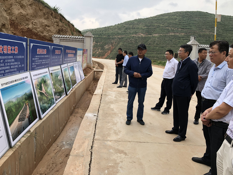 青海省发改委在西宁市开展投资项目专项督导检查