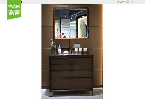 新中式卫浴间搭配攻略 高宝实木浴室柜了解一下?