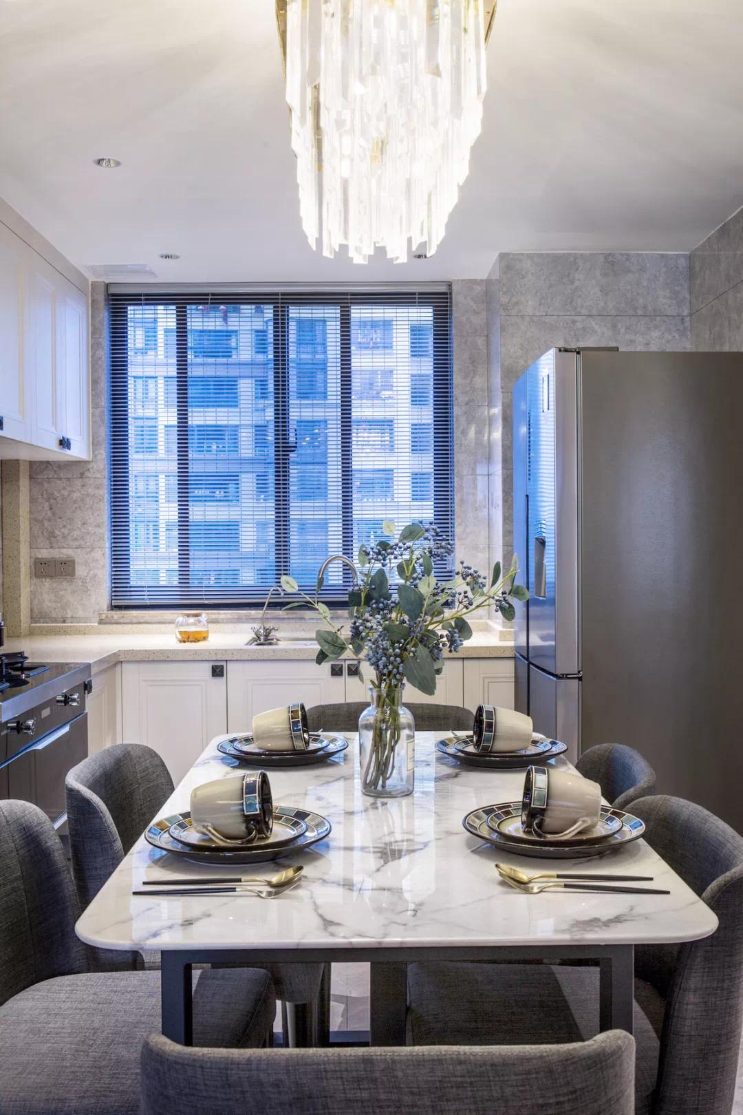 110m²舒适的现代风格,让家人舒适,让自己舒适 现代风格 装修 设计 第10张