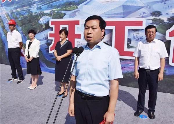 总投资2.88亿元,沧州这里四馆一中心开工建设