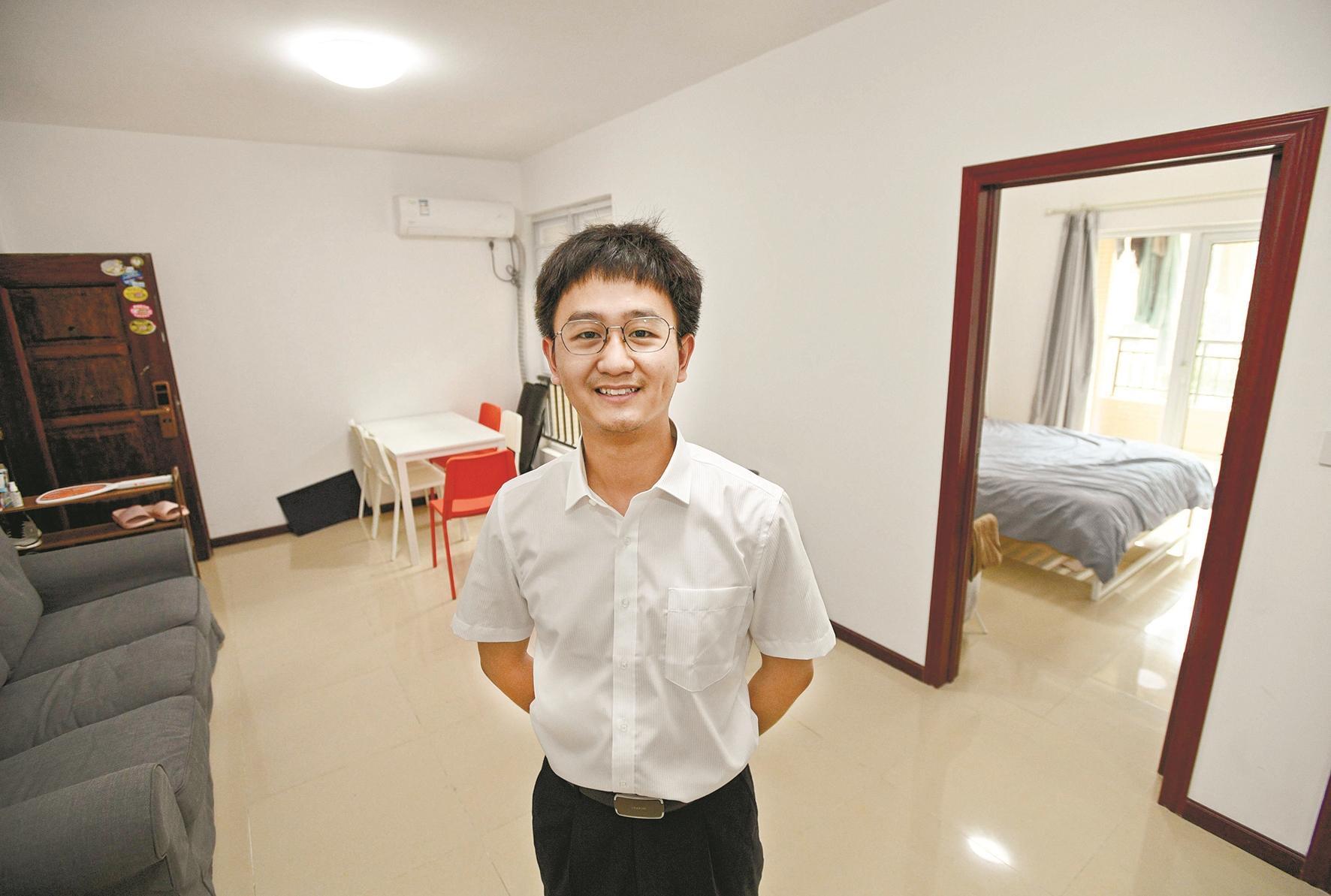 青山区发布多条人才政策落户就业大学生可获租房补贴