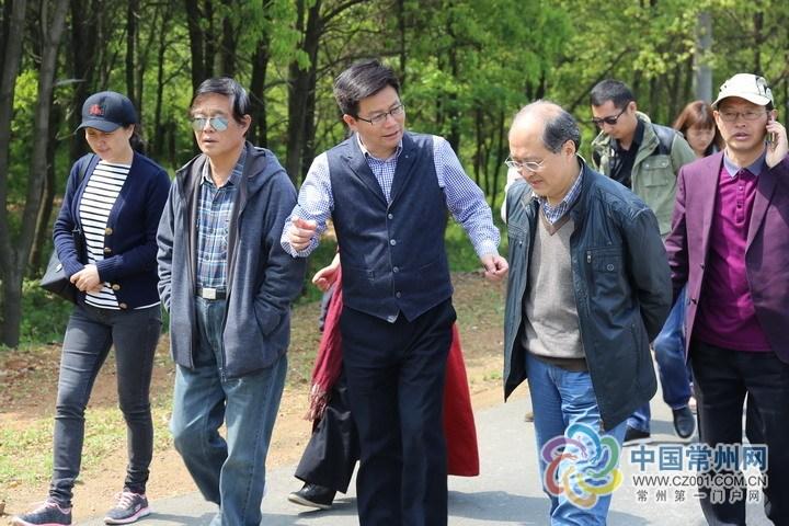 赵本夫、黄菡等齐聚溧阳,全域旅游引赞叹