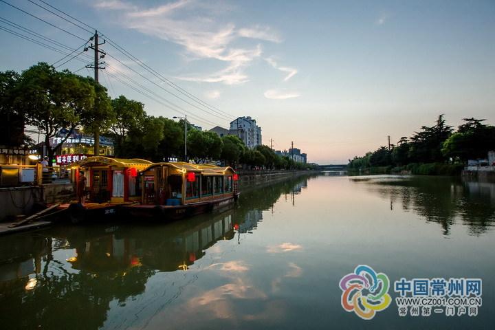 """新建西仓桥即将通行 古运河水上游恢复""""乾隆线"""""""