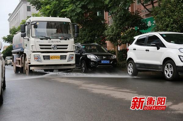 环保督察整改:新桂城二期工地扬尘问题已经改善