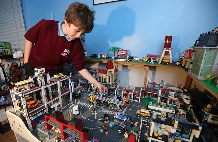 德达玉园乐高运动会启幕,参与可领取益智玩具一套