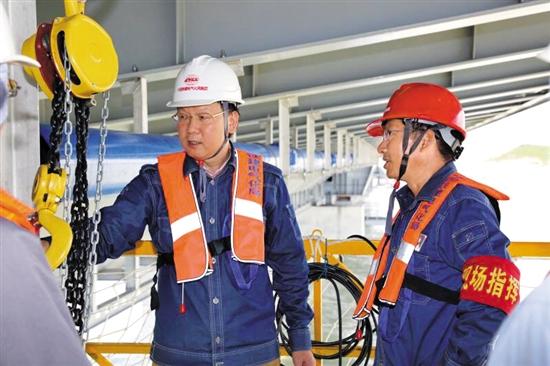 我的这一年 为迎港珠澳大桥完美通车这一年忙并快乐着