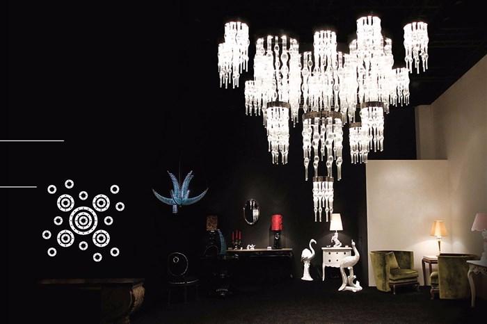 鑒賞GUAXS燈具優雅極致美感,這樣的藝術美感讓人驚訝