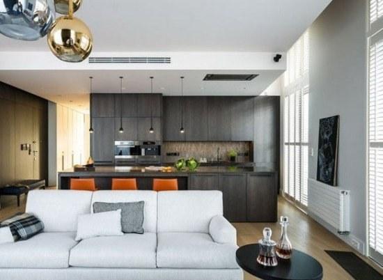 现代简约中性风格的家居色调,突出的空间设计让人沉迷!|装修小常识-辽宁林凤装饰装修工程有限公司抚顺分公司