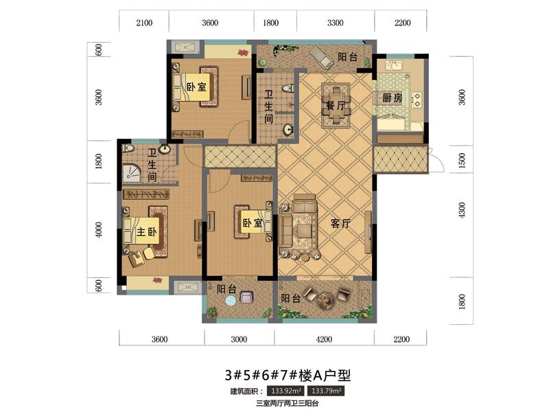 金龙大道400余套新房源即将入市 舒适宜居好户型上线