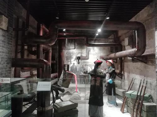重庆建川博物馆今日开馆 重庆旅游又添新地标