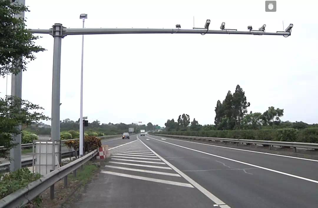 茂名这段高速罚款超过2500万,成为全省违法路段之冠