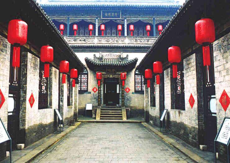 中国超豪华的九大私人大院,面积堪比皇宫!