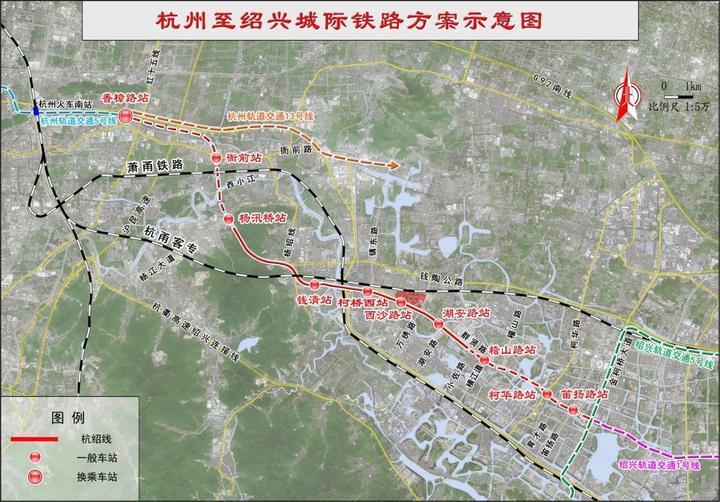 柯桥地铁最新进度曝光! 连通杭州的关键点已完成大半