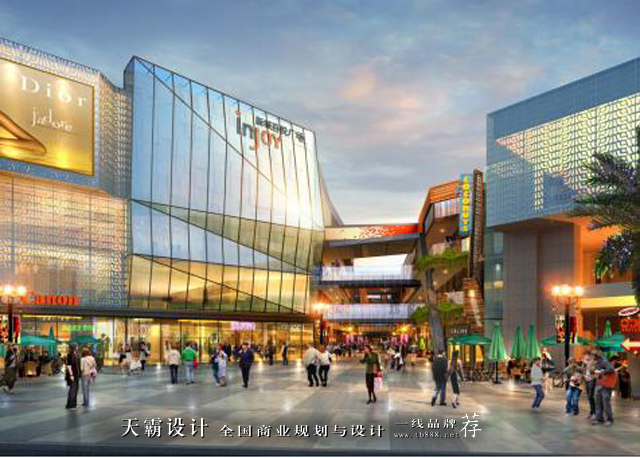 """台州吾悦广场以""""神秘峡谷""""为设计概念,呈现精致、时尚购物中心"""