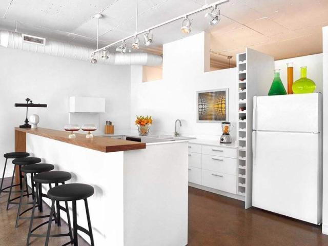 厨房,就该这样装才有生活的气息
