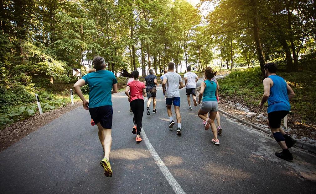 报名盛启 2021年绿城德达�m园首届健康跑即将开跑