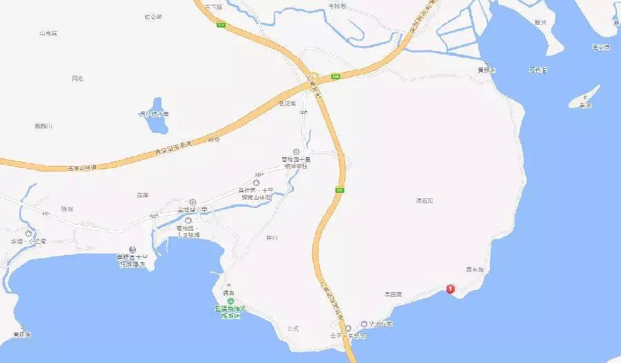 海边度假首选公寓——惠州融创海湾半岛海天公寓