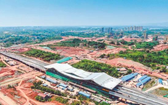东部新区51个项目集中开工 总投资超2000亿!