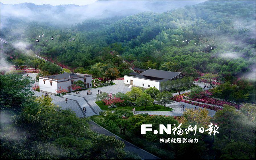 """清涼山公園二期明年上半年動建""""串""""起美麗景觀"""