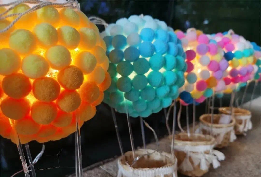 阳光一品飞屋热气球DIY 拾趣奇妙童梦!
