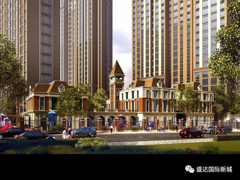 盛达国际新城地处繁华新城区 升值潜力看得见