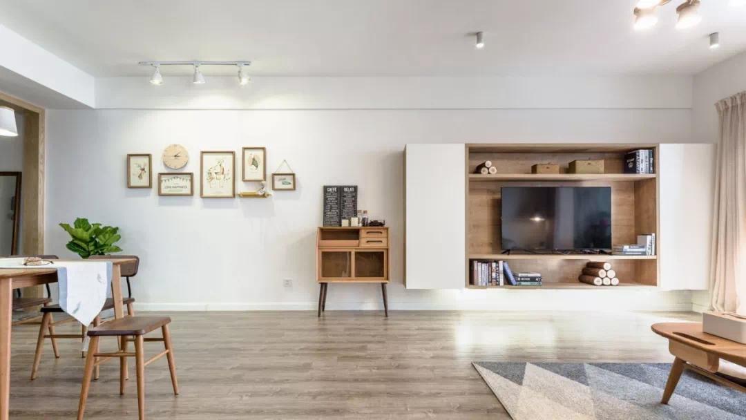 自然、舒适、简约、实用,把住宅做到了极致的日式风格 日式 软装 第4张